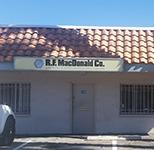 Las Vegas Office Front