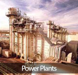 Power Plants Corrosion Resistant Equipment