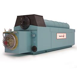 Cleaver-Brooks Watertube Boiler Model A-Style