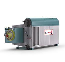 CB Boiler Model D-Style