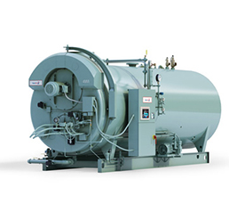 Cleaver-Brooks Hydronic Firetube Boiler Model 4WI