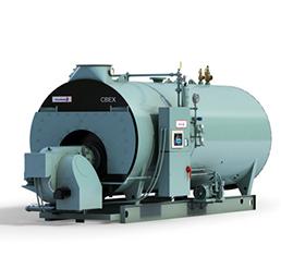 Boiler Cleaver Brooks CBEX-Premium