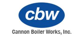 Boiler Manufacturer - Cannon Boiler Works Logo