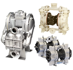 Sandpiper Diaphragm Pumps
