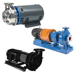 Centrifugal-End-Suction Pumps