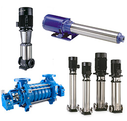 Multistage Centrifugal Pumps