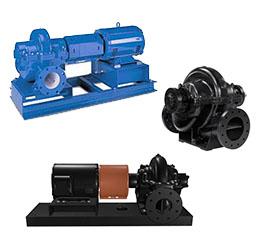 Horizontal Split Case Centrifugal Pumps