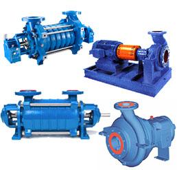 High Pressure ITT Goulds Pumps