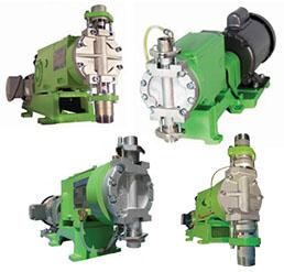 Pulsafeeder Metering Pumps