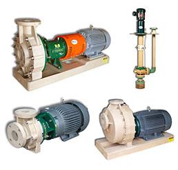 Non-Metallic Pumps Fybroc
