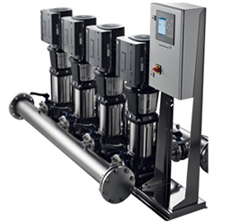 Skid Packages with Centrifugal Pumps