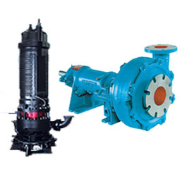 Slurry Centrifugal Pumps