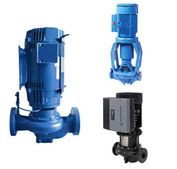 Vertical Inline Centrifugal Pumps