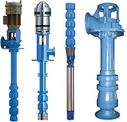 ITT Goulds & Xylem Goulds Vertical Turbine Pumps — Sales & Repair