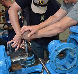 Hands-On Pump Training