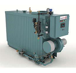 CB Boiler Model M5M