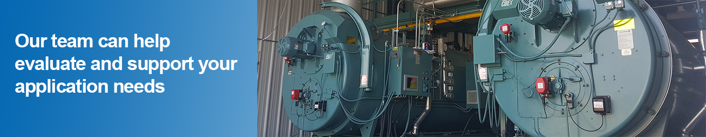 Industrial and Commercial Electric Boilers — Hot Water and Steam