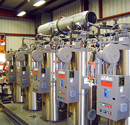 Commercial Boiler Package