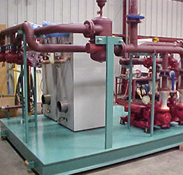Hydronic Heating Package