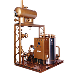 Vertical Electric Boiler