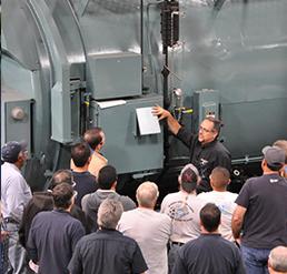 Boiler-Service-Training
