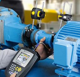 Pump-Service-Laser-Alignment