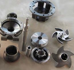 Pump Procast Parts