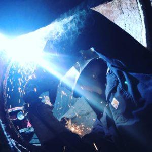 Boiler Welder