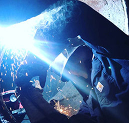 ASME code welding