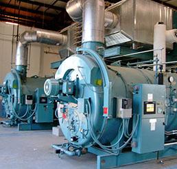 Firetube Steam Boiler Rentals