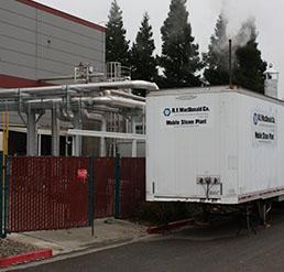 Mobile Boiler Room Rentals