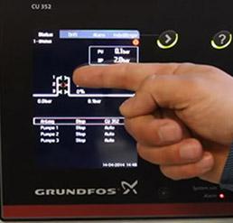 pump instrumentation