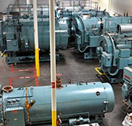 Boiler Rentals Inventory