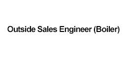 Outside Sales Engineer Boiler jobs
