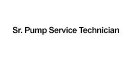 Pump Service Tech Jobs