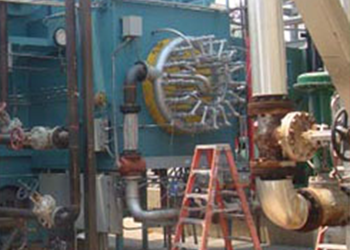 Steam Boiler Retrofit