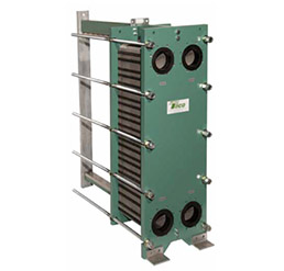 heat exchanger commercial applications