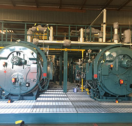 Boiler Skid Fabrication
