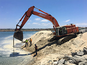 Sand Dredging Pump Rental