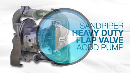 Sandpiper Pump