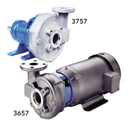 Xylem Models 3657/3757 Pumps