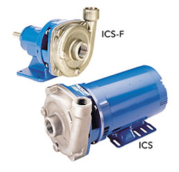 Xylem Model ICS/ICSF Pumps