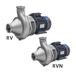 Inoxpa RV-RVN pumps
