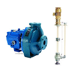 ITT Goulds NM3196 and NM 3171 Pumps