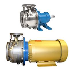 Xylem e-SH Pumps (both)