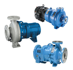 ITT Goulds Magnetic Drive Pumps