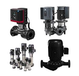 Grundfos Vertical Pump