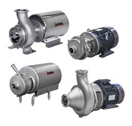 Inoxpa Pumps