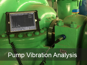 pump vibration analysis