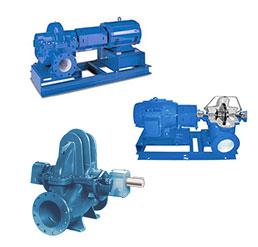 Xylem Split Case Pumps